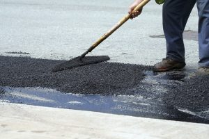 Residential Asphalt Driveway Paving & Repair
